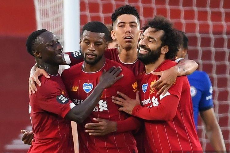 Liverpool Diklaim Takkan Mampu Meniru Dominasi Mu Yang Dulu