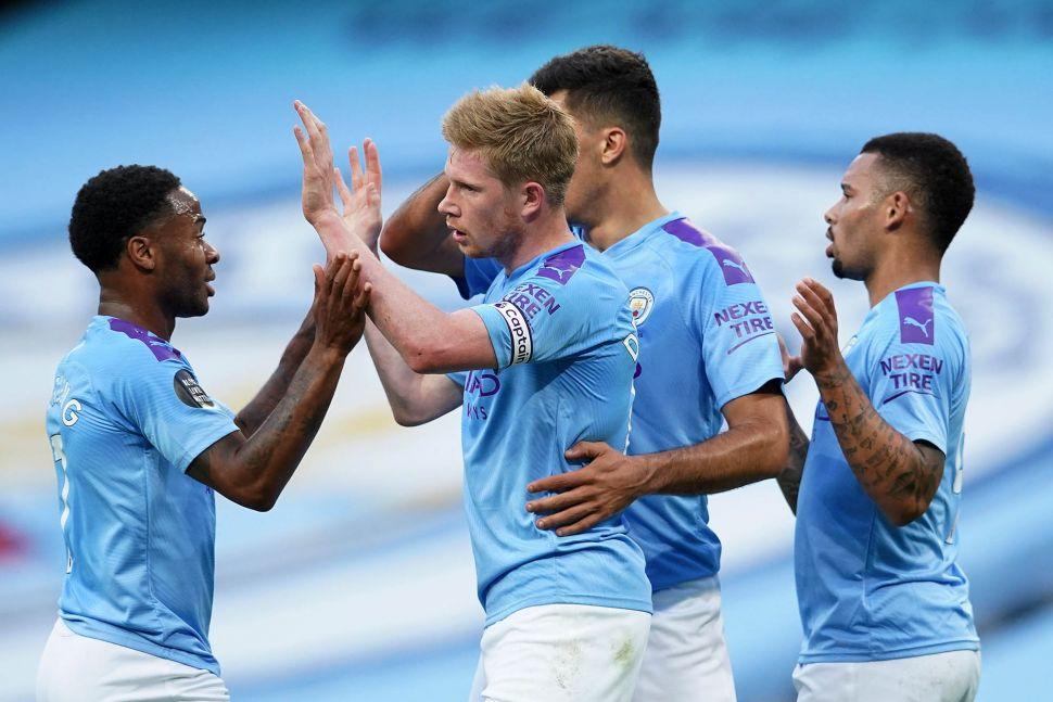 Manchester City Akan Bisa Rebut Gelar Priemer